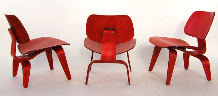 Photo by Modern Conscience - Red Aniline LCW Trio After