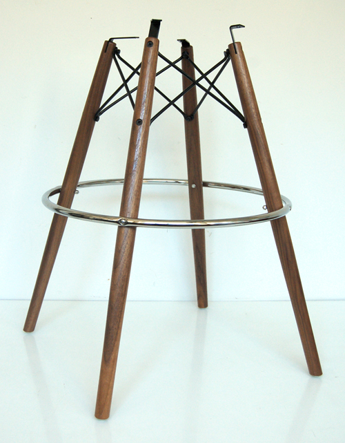 Eames Barstool And Counterstool Base